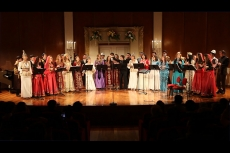 TURKSOY Youth Chamber Choir gives concert in Astana