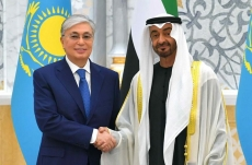President Tokayev paying official visit to the UAE