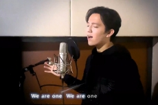 ​Dimash Kudaibergen cheers up healthcare workers in isolation with #WeAreOne song