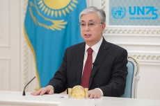 Statement by President of Kazakhstan Kassym-Jomart Tokayev at the General Debate of the 75th session of the UNGA