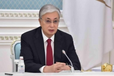 Kazakh President's video address to Climate Ambition Summit published