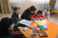 "Special humanitarian operation ""Rusafa"" on repatriation of Kazakhstani children from Iraq"